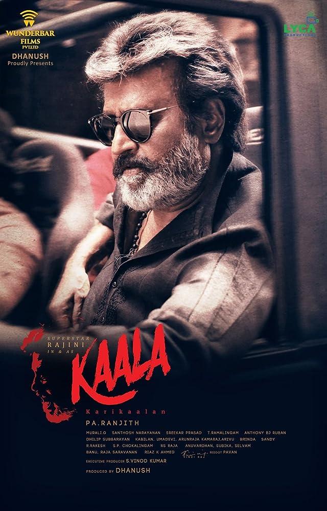 Kaala (2018) 720p HEVC Original HDRip x265 AAC Hindi Dubbed [750MB] Full South Movie Hindi