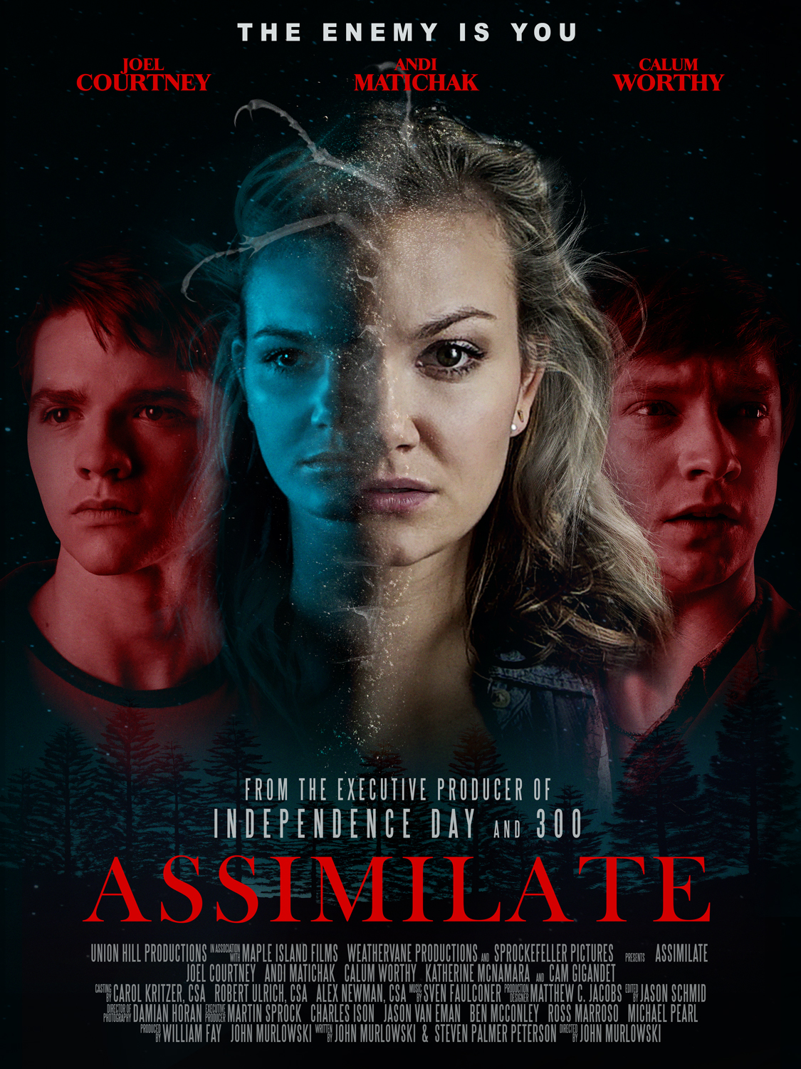 Assimilate (2019) WEBRip 720p & 1080p