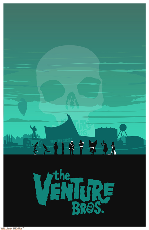 The Venture Bros. Tv Series All Episodes Complete HDTV  | Season 07 – Episode 06 | Free Download
