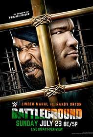 Randy Orton and Yuvraj Dhesi in WWE: Battleground (2017)