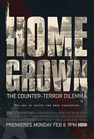 Where to stream Homegrown: The Counter-Terror Dilemma