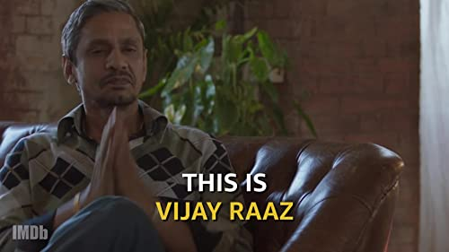 No Small Parts - Vijay Raaz