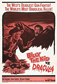 Primary photo for Billy the Kid Versus Dracula