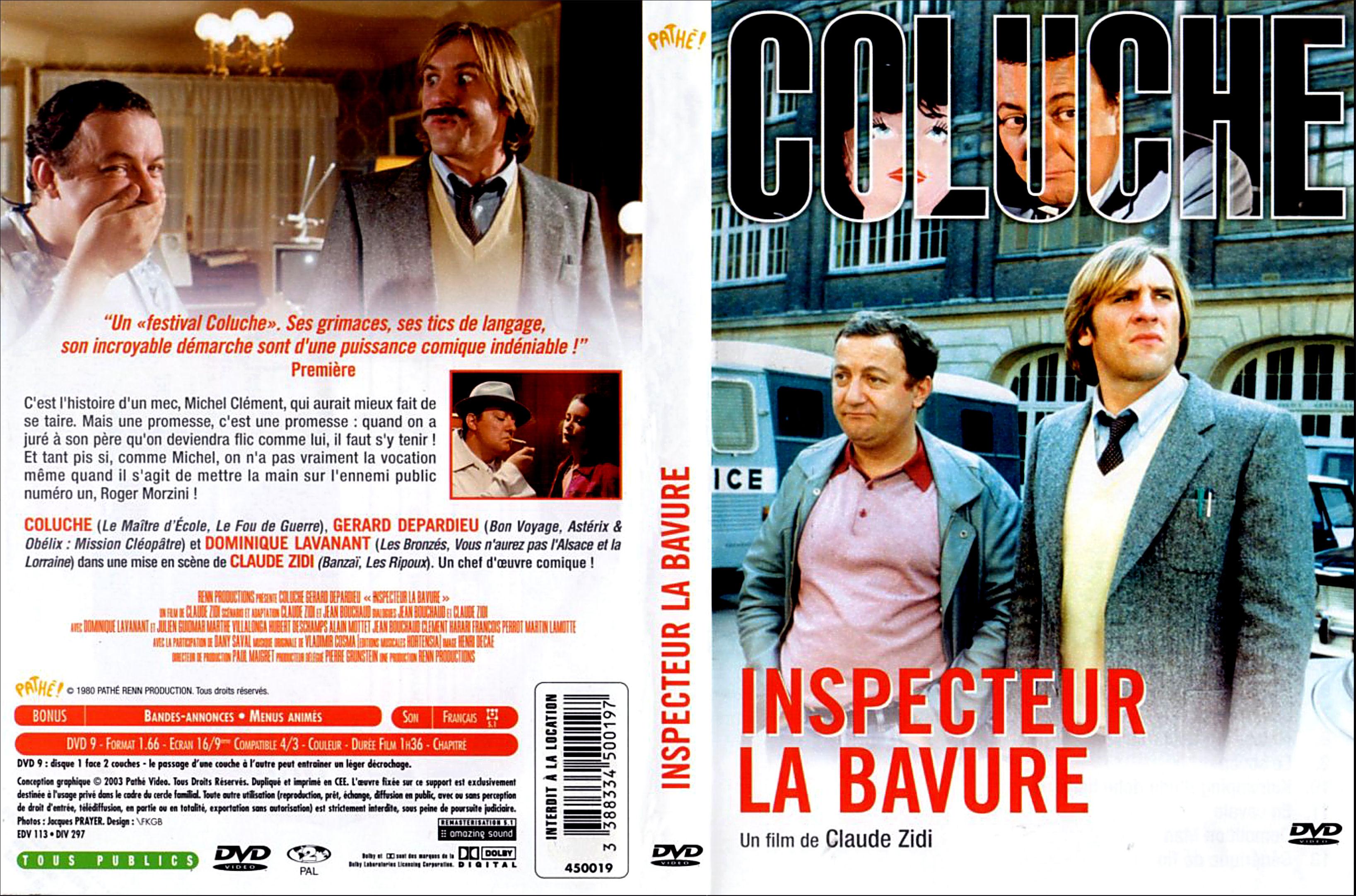 TÉLÉCHARGER FILM INSPECTEUR LA BAVURE