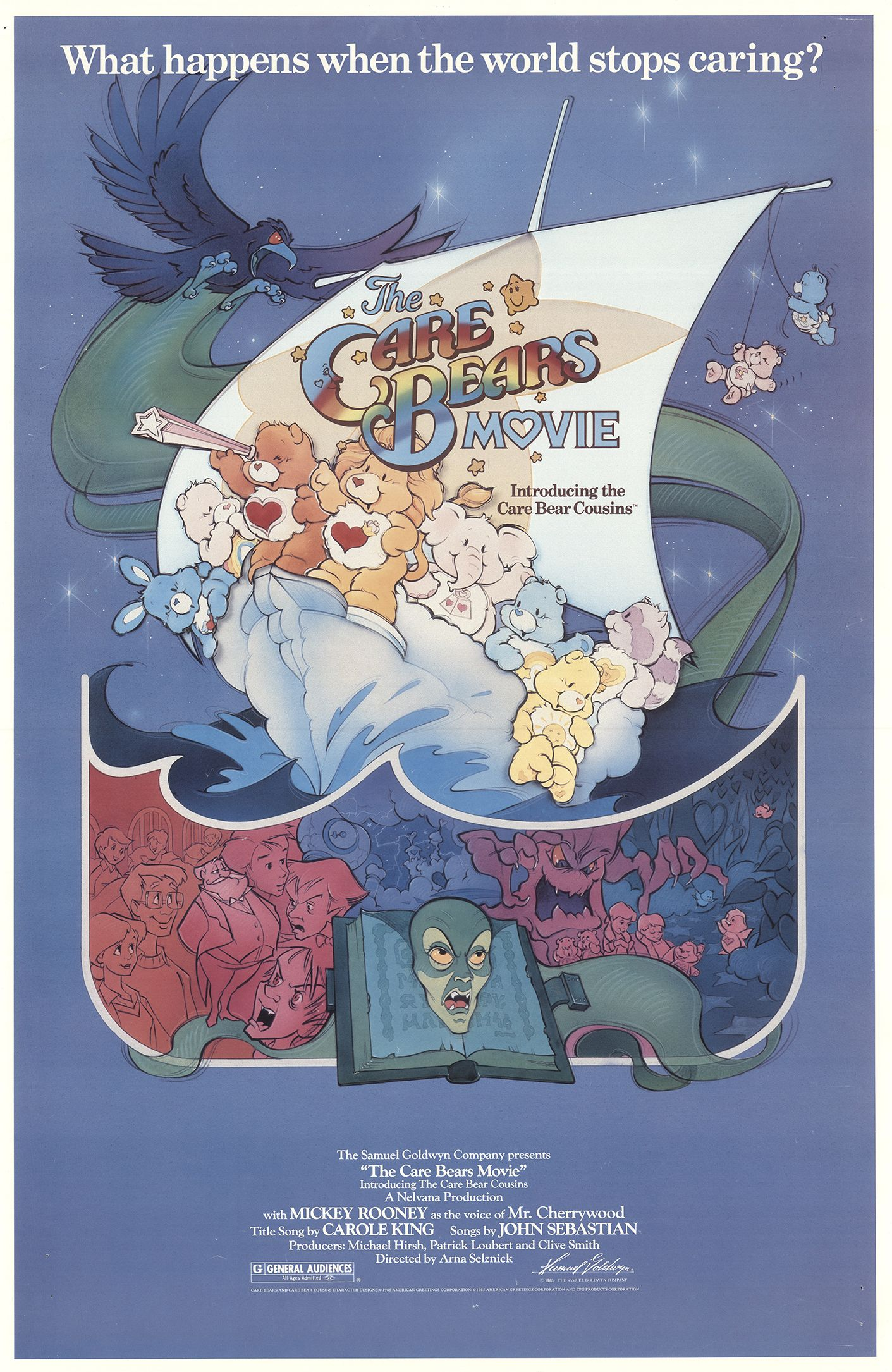 The Care Bears Movie 1985 Imdb