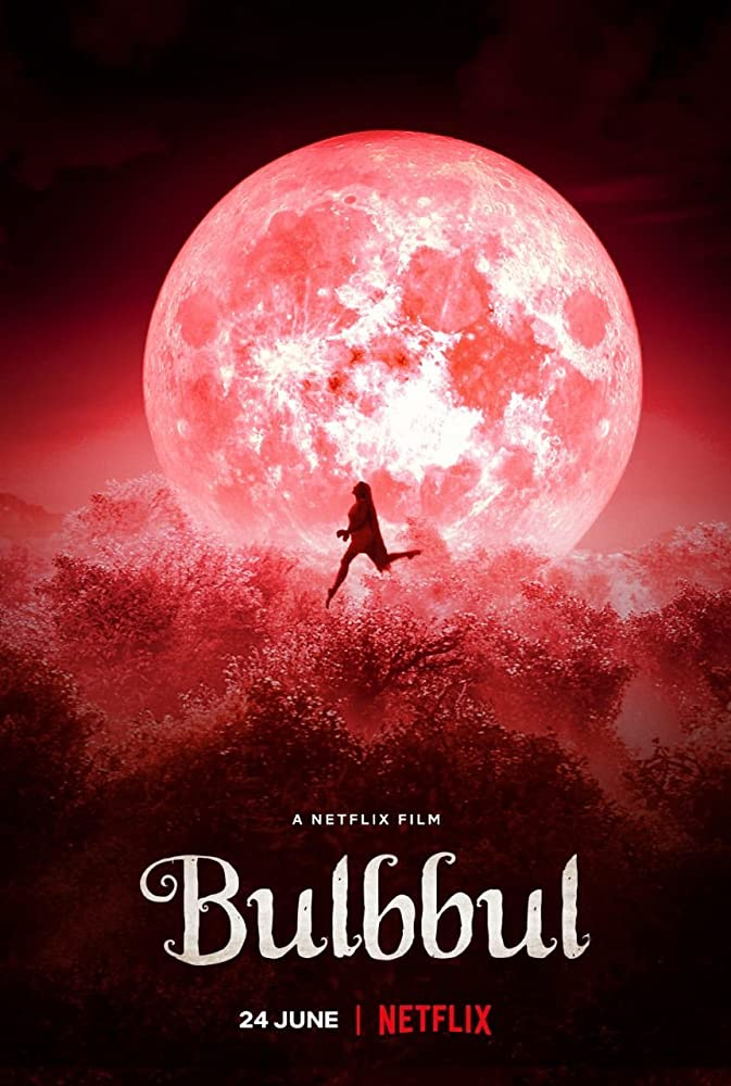 Bulbbul 2020 Hindi 720p NF HDRip 700MB ESubs Download