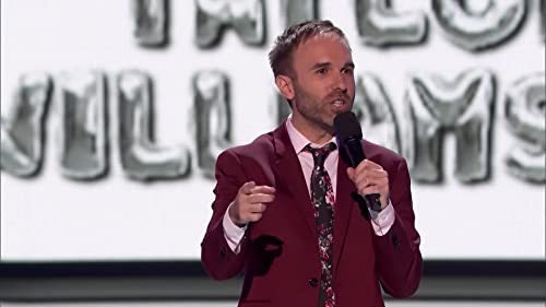 America's Got Talent: The Champions: Taylor Williamson: Totally Awkward And Funny Comedian