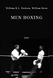 Men Boxing Poster