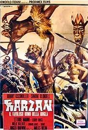 Karzan, il favoloso uomo della jungla Poster