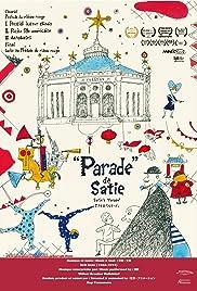 Satie's Parade Poster