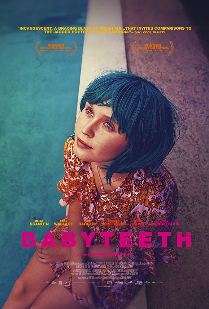 18+ Babyteeth 2020 English 350MB HDRip