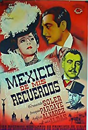 My Memories of Mexico Poster