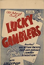 Lucky Gamblers Poster