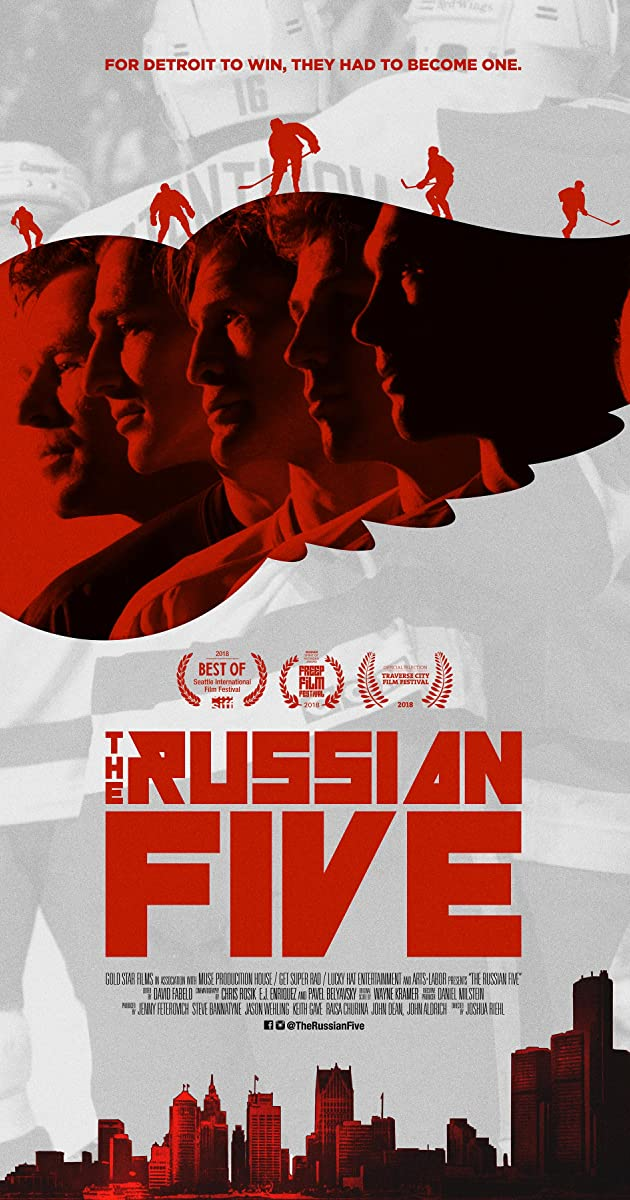 The Russian Five (2019) Subtitles
