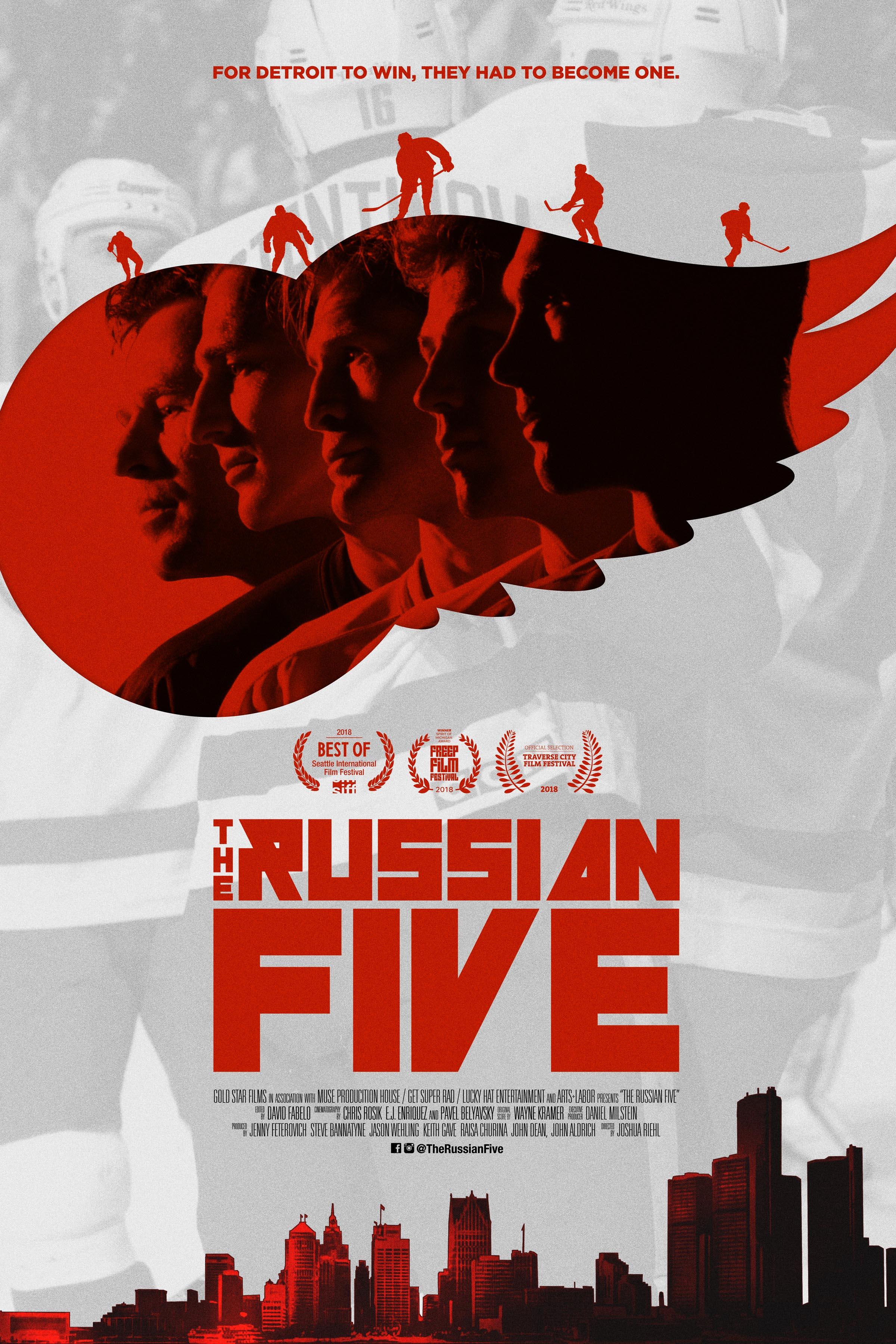 The Russian Five (2018) WEBRip 720p & 1080p