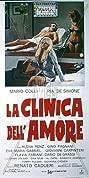 La clinica dell'amore (1976) Poster