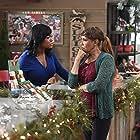 Tatyana Ali and Telma Hopkins in Christmas Hotel (2019)