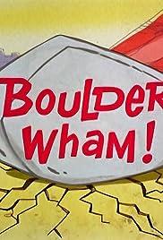 Boulder Wham! Poster