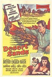 Desert Sands (1955) starring Ralph Meeker on DVD on DVD