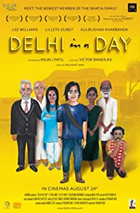 Good free downloadable movies Delhi in a Day by Prashant Nair [movie]