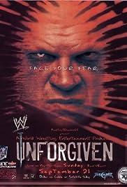 WWE Unforgiven(2003) Poster - TV Show Forum, Cast, Reviews