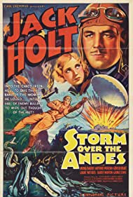 Mona Barrie and Jack Holt in Storm Over the Andes (1935)