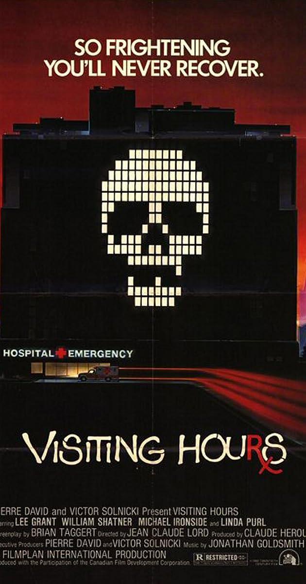 Visiting Hours 1982 Imdb
