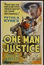 One Man Justice