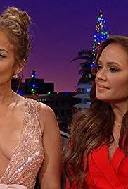 Jennifer Lopez/Leah Remini/Black Eyed Peas Poster