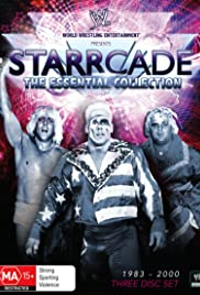 Starrcade: The Essential Collection Poster