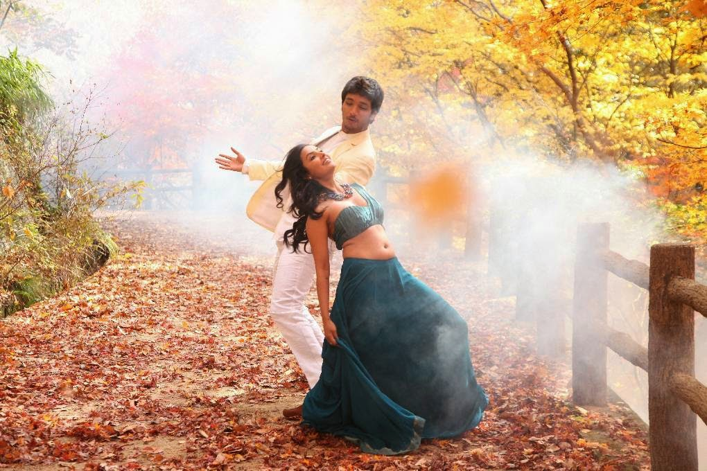 Priya Anand and Gautham Karthik in Vai Raja Vai (2015)