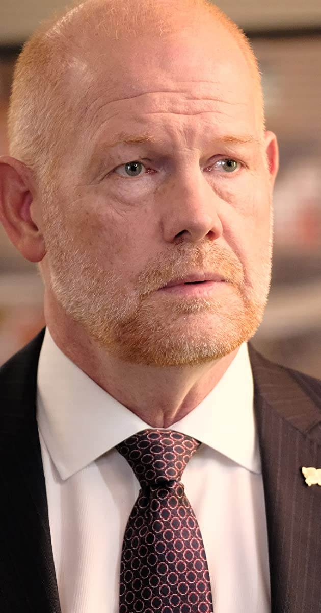 Glenn Morshower bloodline