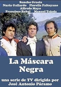 Movies list to watch La máscara negra - Muerte en la tarde, Alejandro de Enciso [BluRay] [WEB-DL]