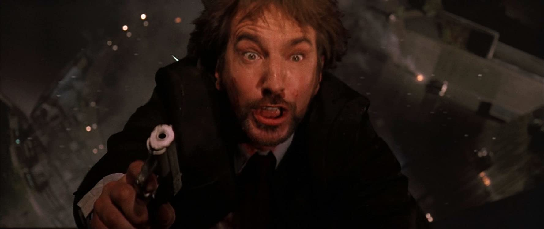 Alan Rickman in Die Hard 1988