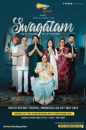 Swagatam 2021 Hindi Movie 720p WEB-DL 999MB Download