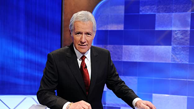 Alex Trebek in Jeopardy! (1984)