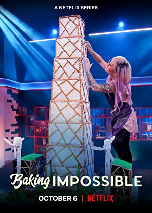 Where to stream Baking Impossible