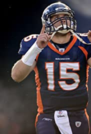 The Faces of Tebow Poster