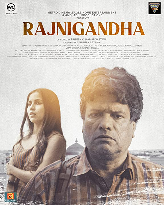 18+ Rajnigandha 2021 Hindi 720p MX HDRip 450MB x264 AAC