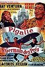 Pigalle-Saint-Germain-des-Prés (1950) Poster