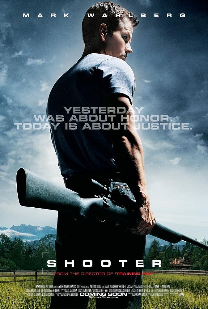 Shooter (2007) Hindi Dubbed