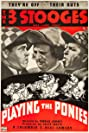 Playing the Ponies (1937) Poster
