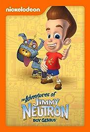 The Adventures of Jimmy Neutron, Boy Genius Poster