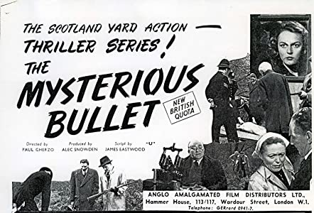 The Mysterious Bullet