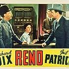 Anthony Averill, Hobart Cavanaugh, Richard Dix, and Gail Patrick in Reno (1939)