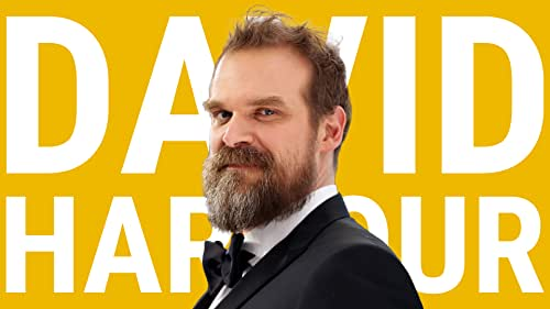 The Rise of David Harbour