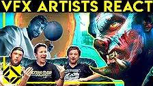 Los artistas de efectos visuales reaccionan a su propio CGi malo y genial