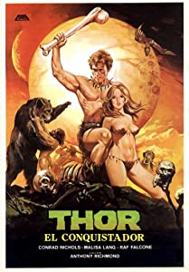 2017 free movie downloads Thor il conquistatore by Francesco Prosperi [Mpeg]