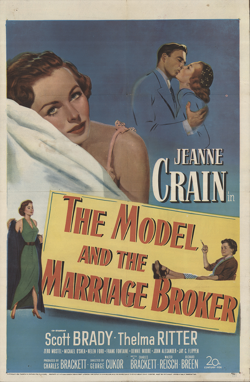 The Model and the Marriage Broker (1951) - IMDb