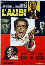 L'alibi Poster